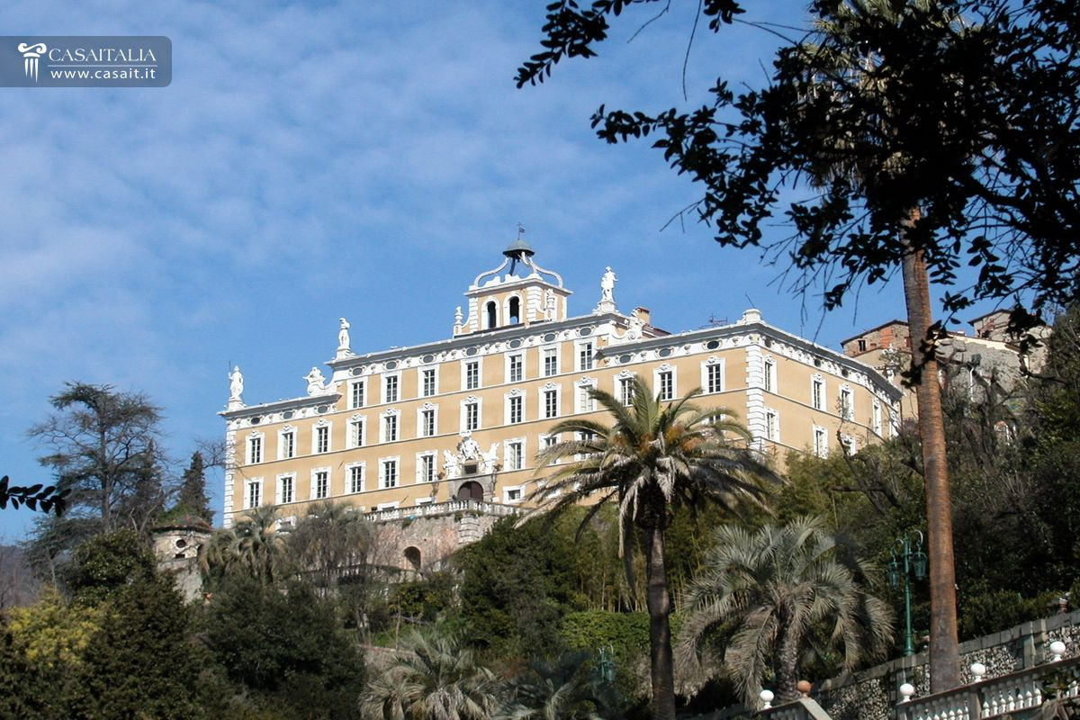 Villa Vendita Bagni Lucca
