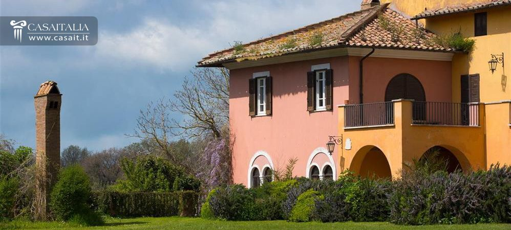 Villa di lusso in vendita a Roma  Immobili di lusso a Roma