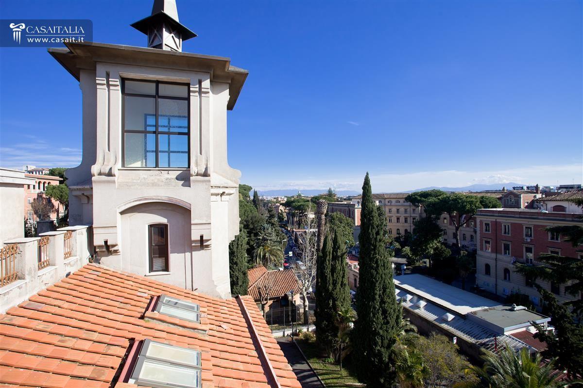 Villa di rappresentanza in vendita a roma for Ville vendita roma
