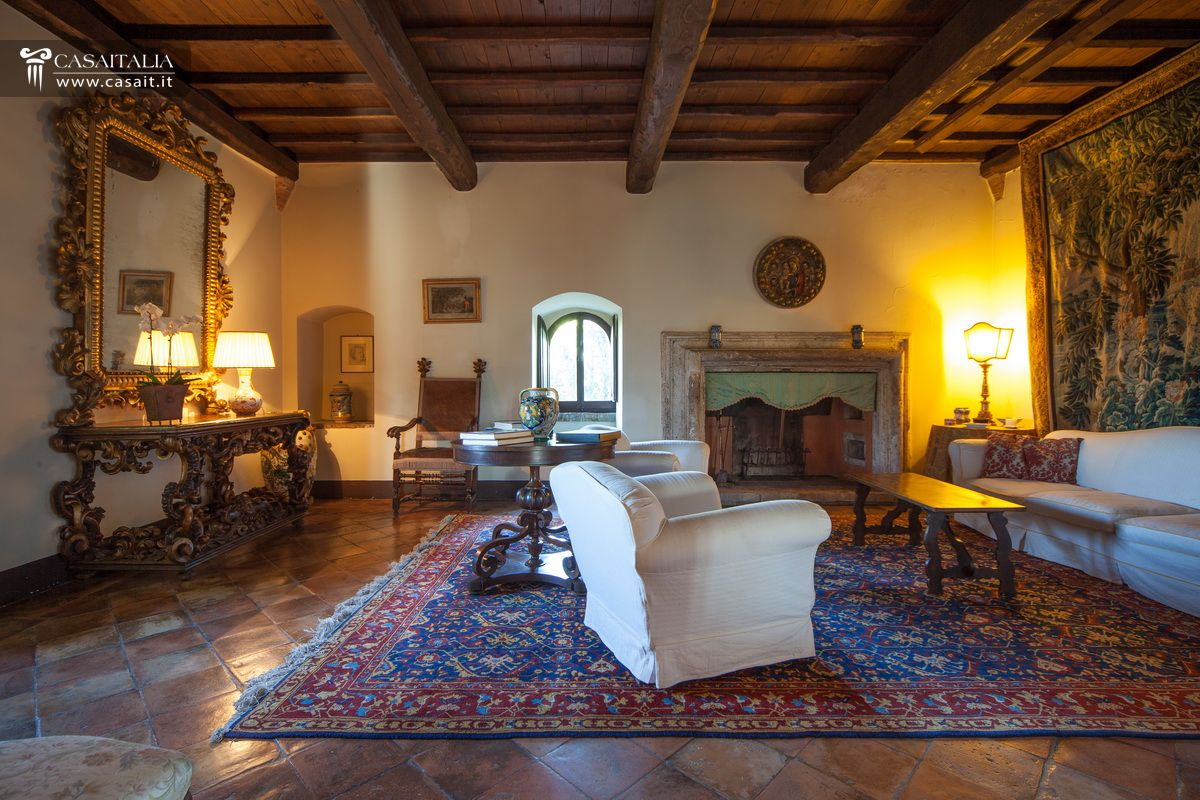 Castello in vendita a Todi