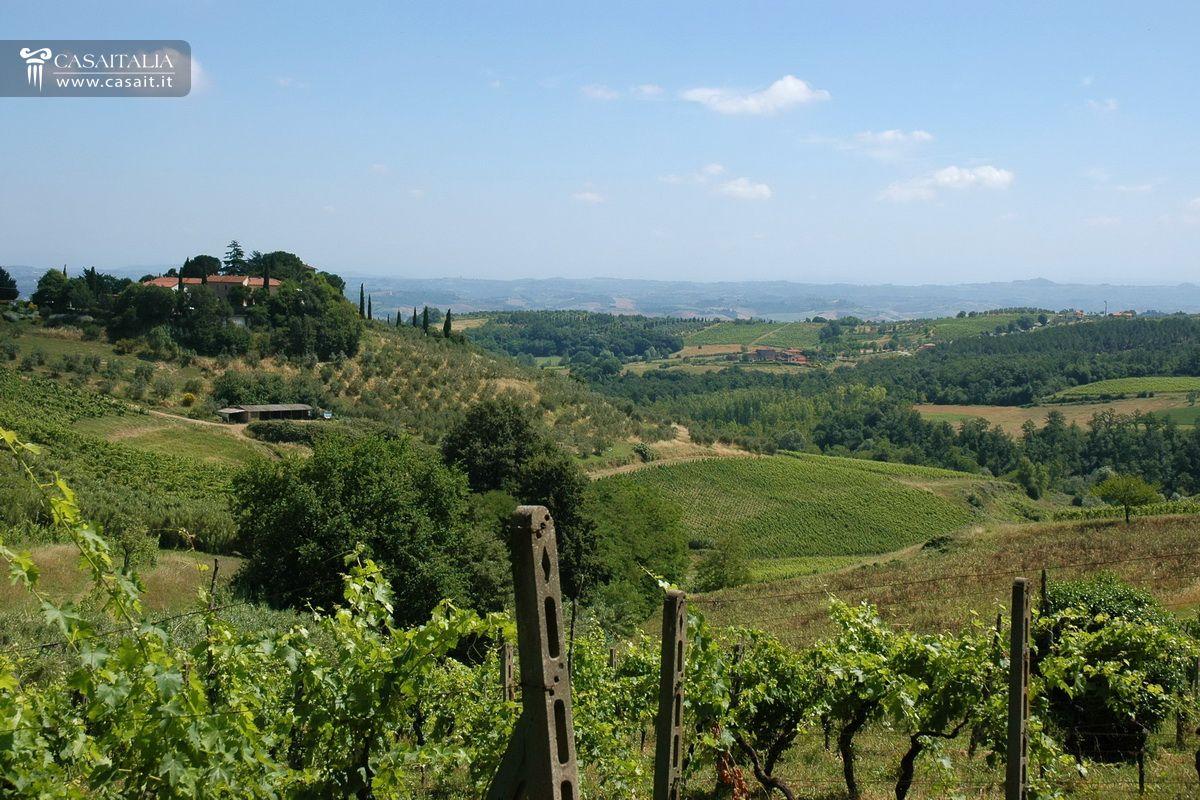 Matrimonio Azienda Vinicola Toscana : Azienda vinicola con borgo in vendita toscana