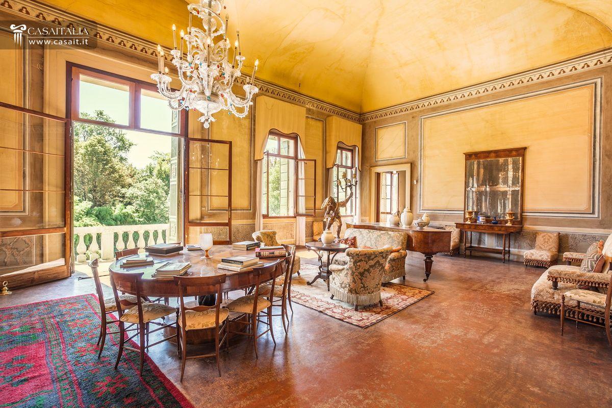 antica villa veneta in vendita