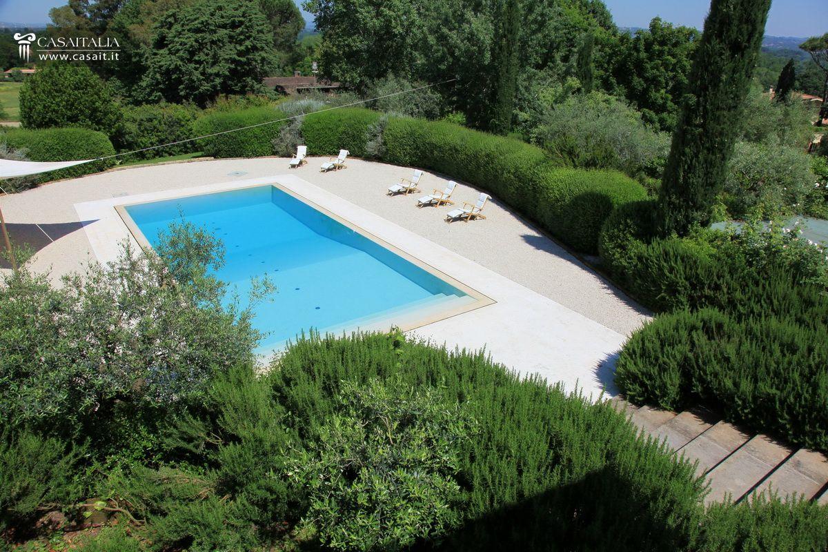 Roma olgiata vendita lussuosa villa con piscina - Vendita villa con piscina genova ...