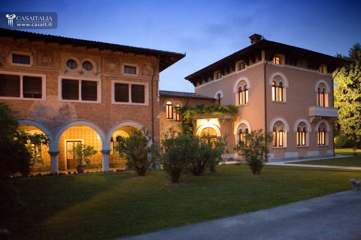 Dimora storica veneziana in vendita for Planimetrie hacienda