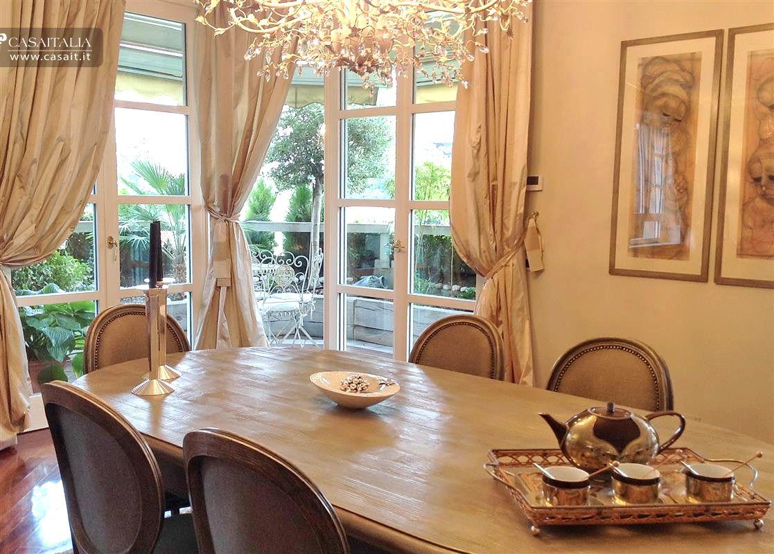 milano vendita appartamento di lusso con terrazzo