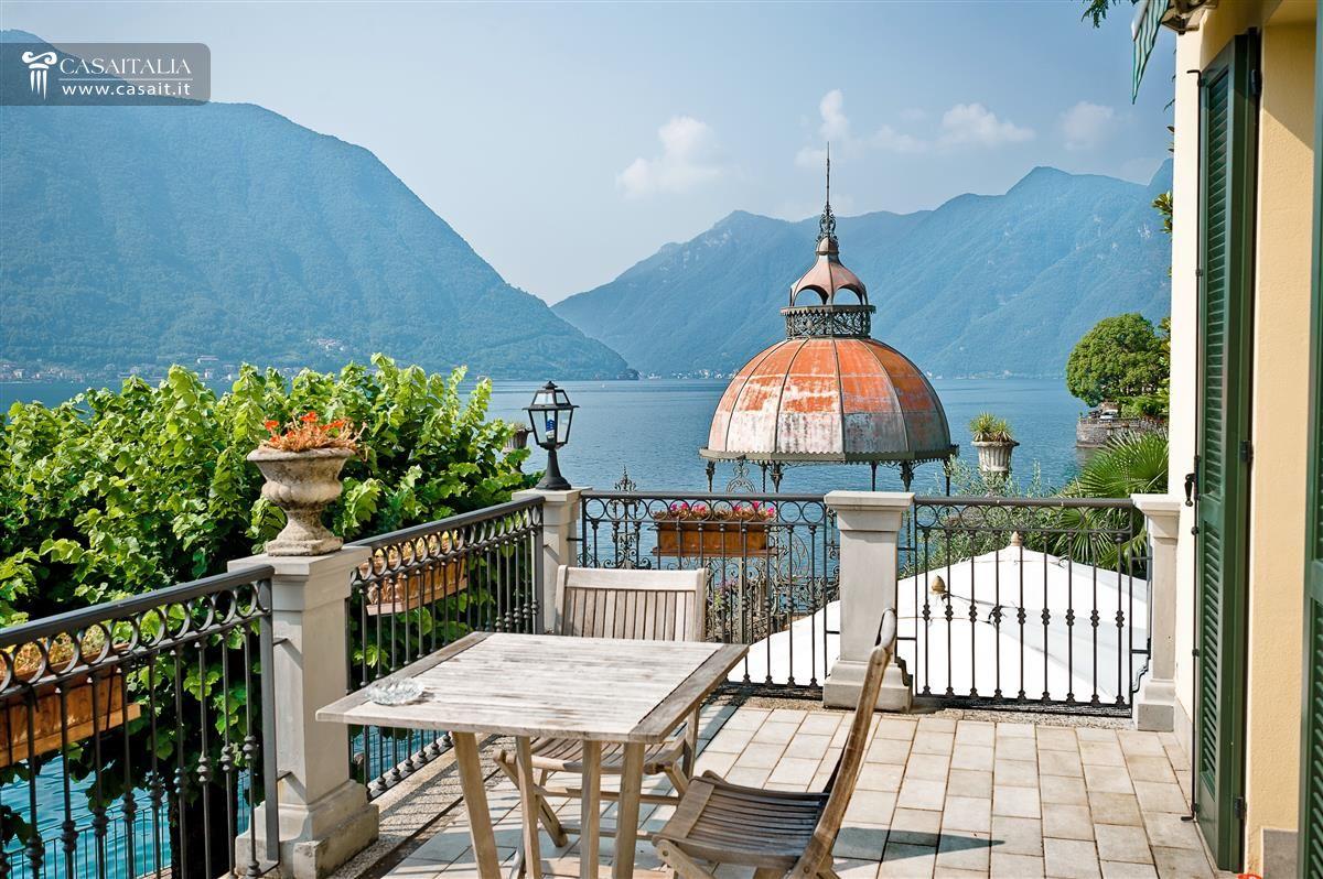 Hotel in vendita sul Lago di Como