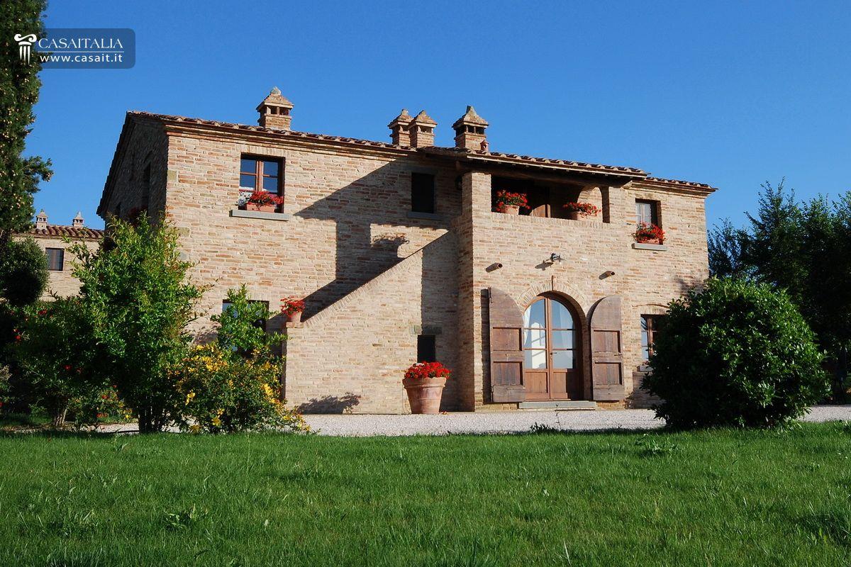 Toscana casale in vendita vicino cortona for Toscana house