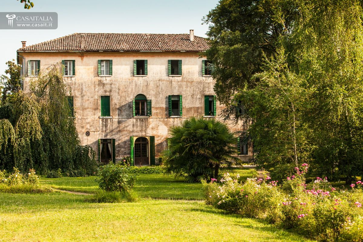 Ville Da Ristrutturare In Vendita Veneto