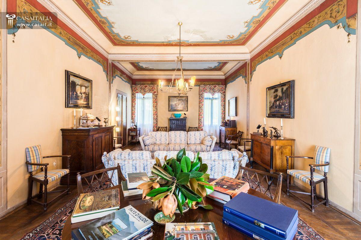 Veneto asolo vendita antica villa veneta di lusso for Ville in vendita appia antica