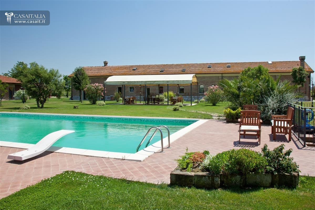 Toscana grosseto vendita villa con terreno seminativo - Case in vendita grosseto con giardino ...