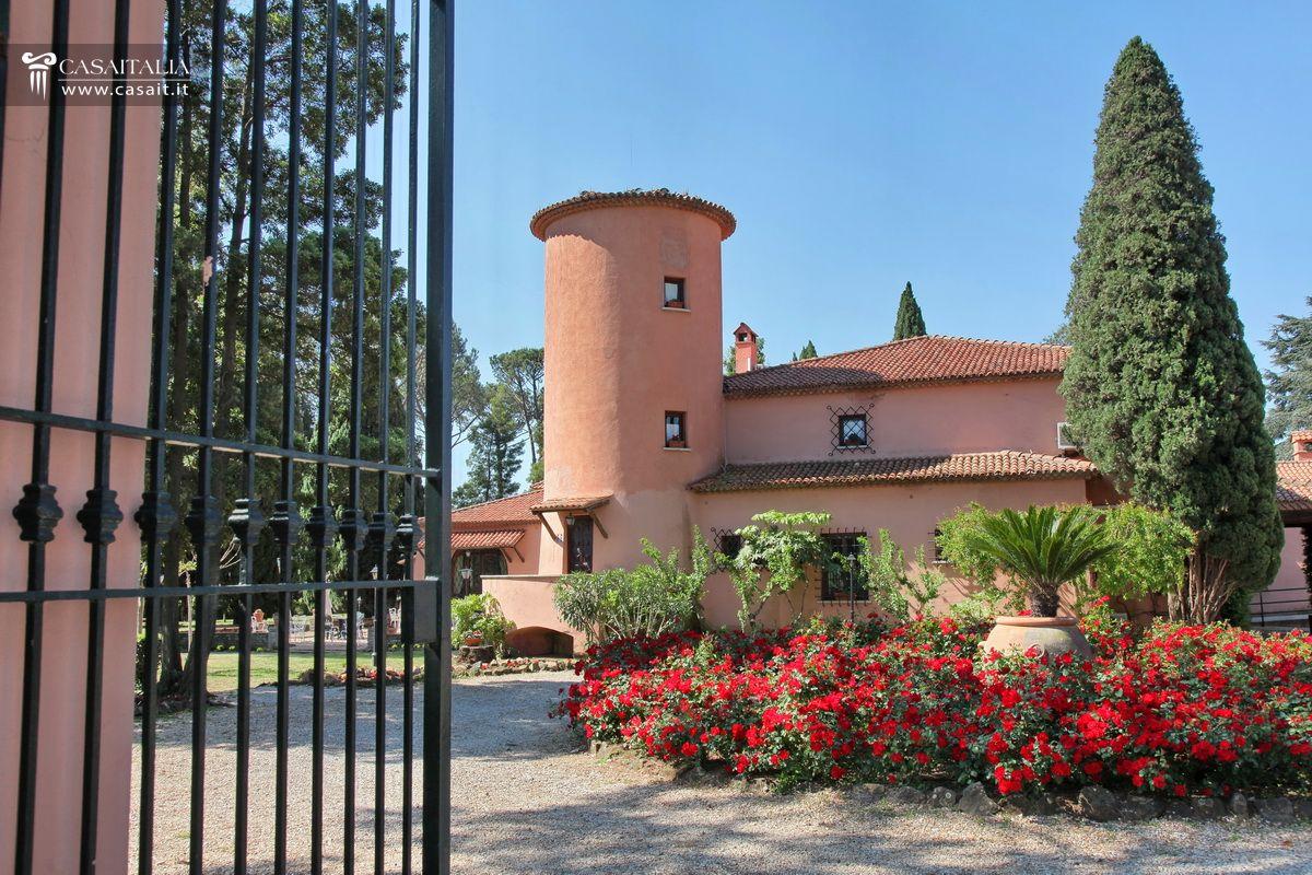 Lazio - Vendita azienda vinicola con vigneto produttivo