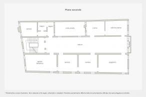 Venezia appartamento in vendita nel centro storico for Planimetrie architettoniche
