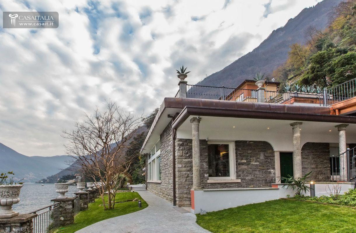 Villa Di Lusso In Vendita Sul Lago Di Como