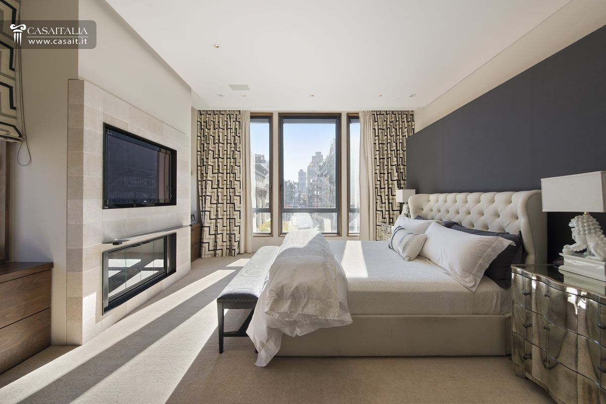 Camere da letto di lusso moderne ut09 regardsdefemmes - Case moderne interni camere da letto ...