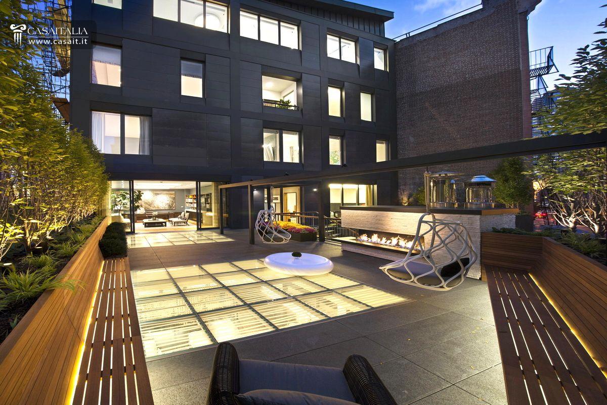 Palazzo di lusso in vendita a manhattan tribeca for Appartamenti a new york manhattan in vendita