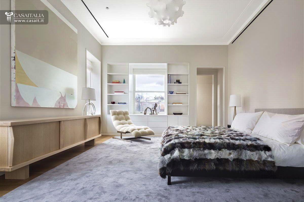 attico di lusso con terrazzo e piscina in vendita a tribeca. Black Bedroom Furniture Sets. Home Design Ideas