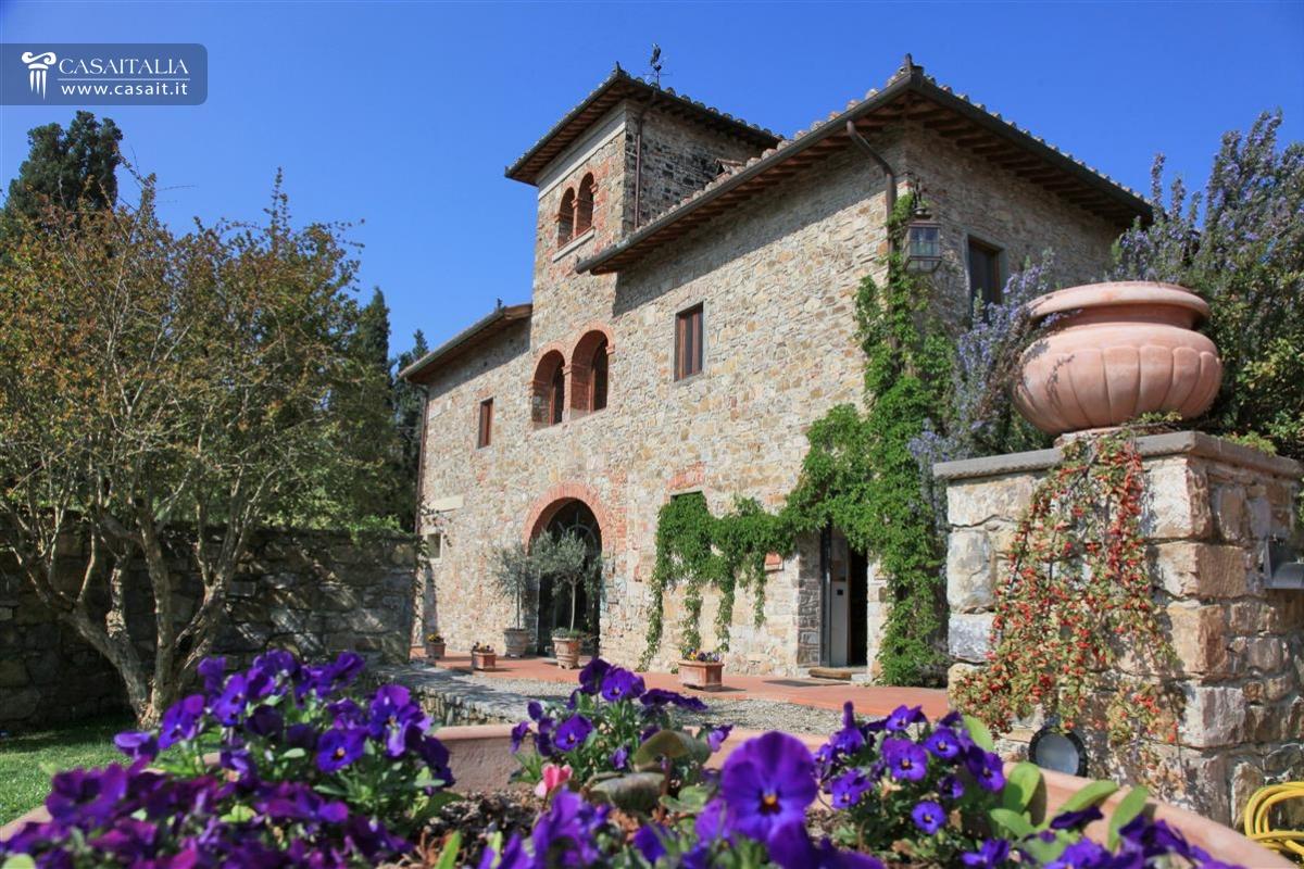 Matrimonio Vigneto Toscana : Azienda vinicola in vendita toscana chianti