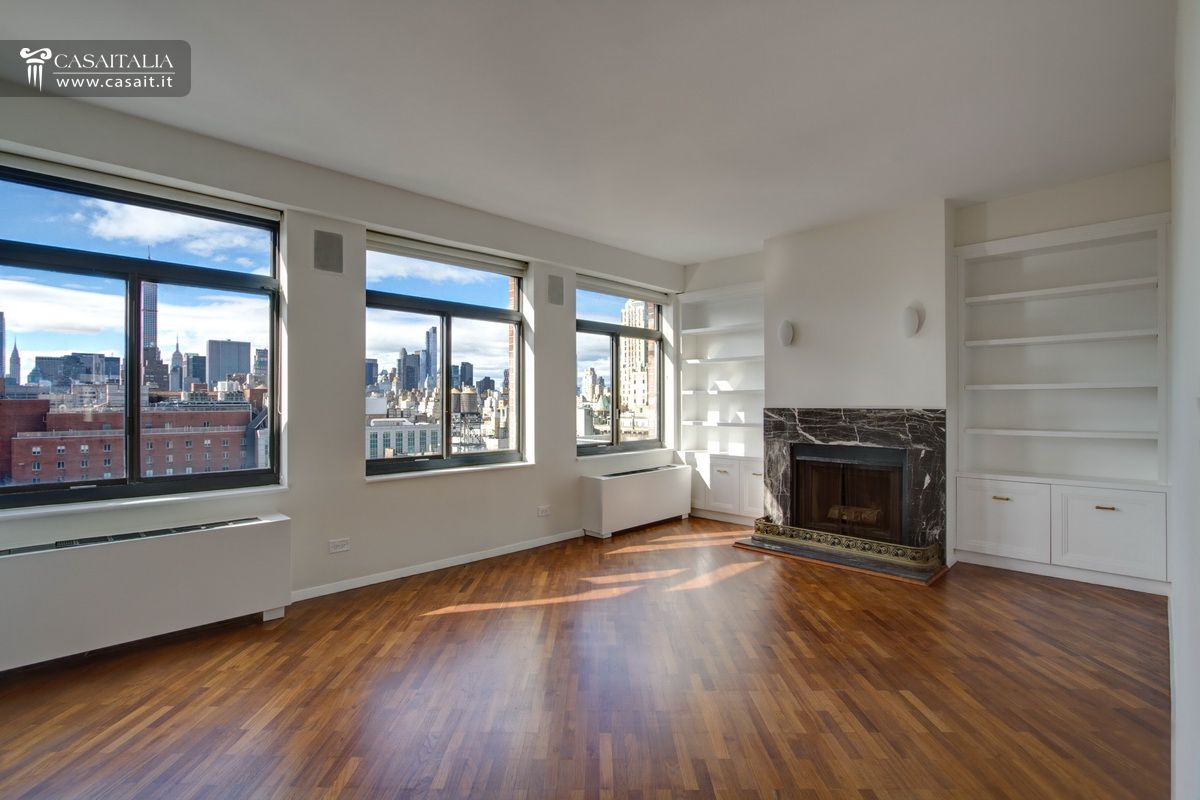 New york appartamenti di pregio in vendita for Loft in manhattan for sale