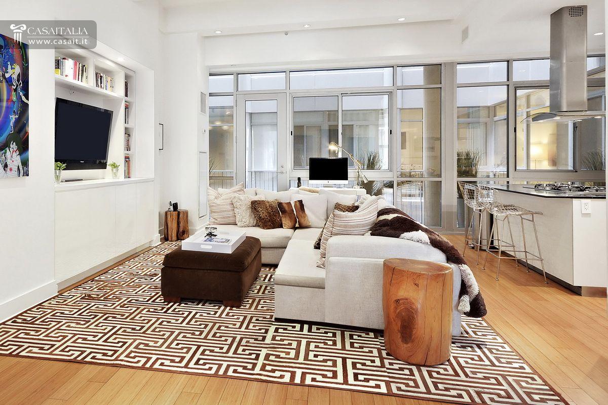 Appartamento di lusso in vendita a tribeca manhattan for Appartamenti lusso new york