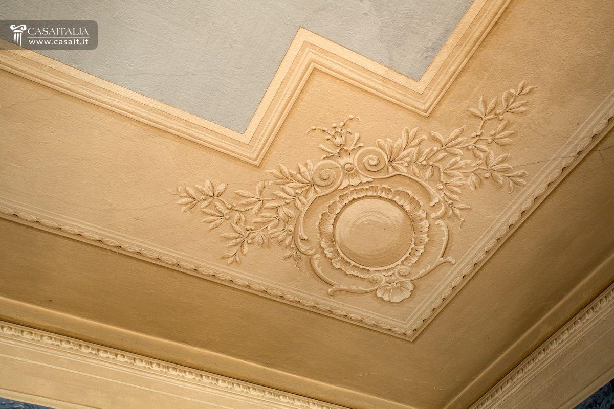 Decori Da Soffitto: Diy advent wreath chandelier in verdigrissed copper wire ...