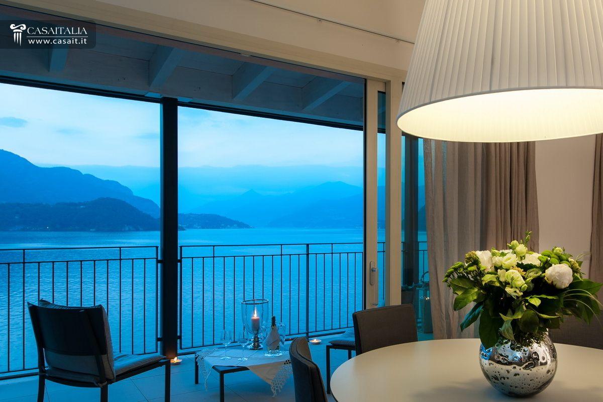 Attico di lusso in vendita sul Lago di Como