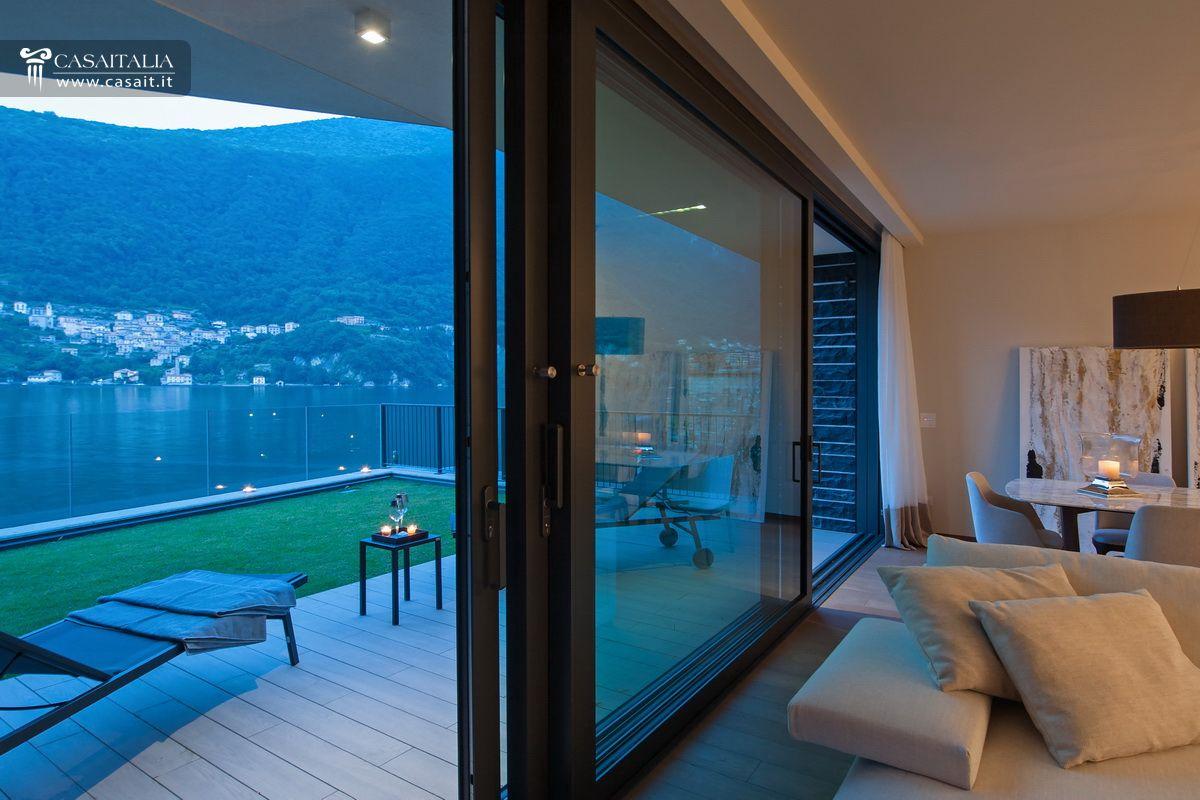 Appartamento di lusso in vendita sul lago di como - Case in vendita scandicci con giardino ...