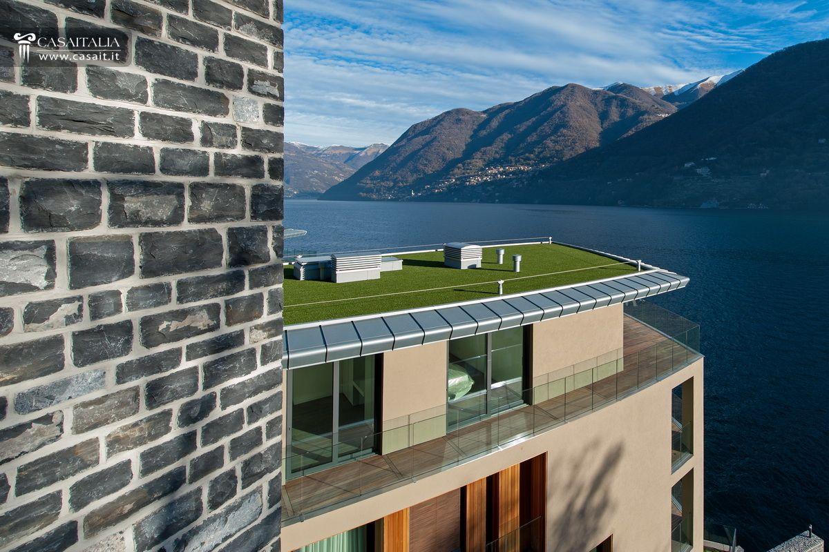 Appartamento di lusso in vendita sul lago di como for Progetti di costruzione di appartamenti