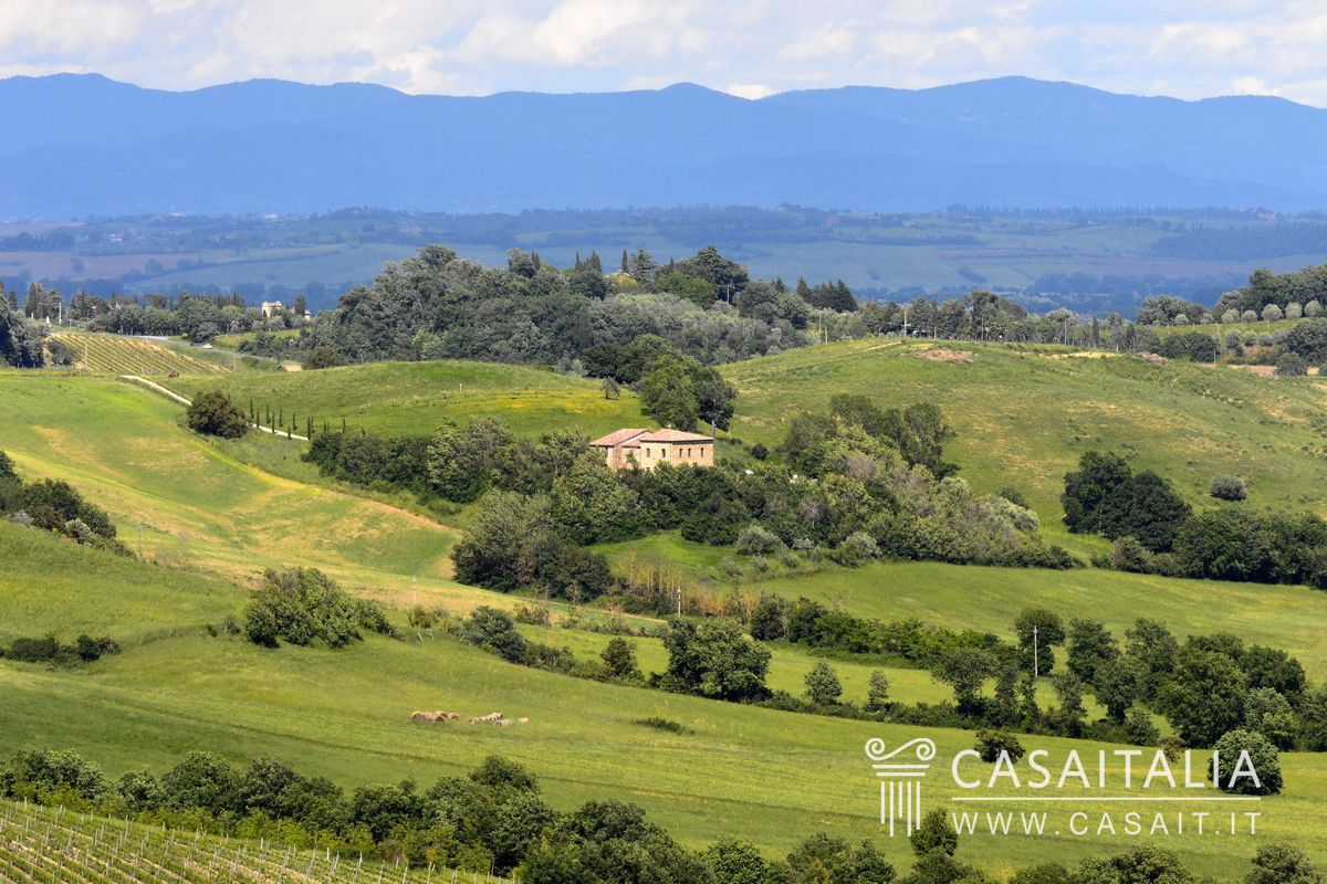 Casale in vendita a montepulciano - Casale in toscana ...