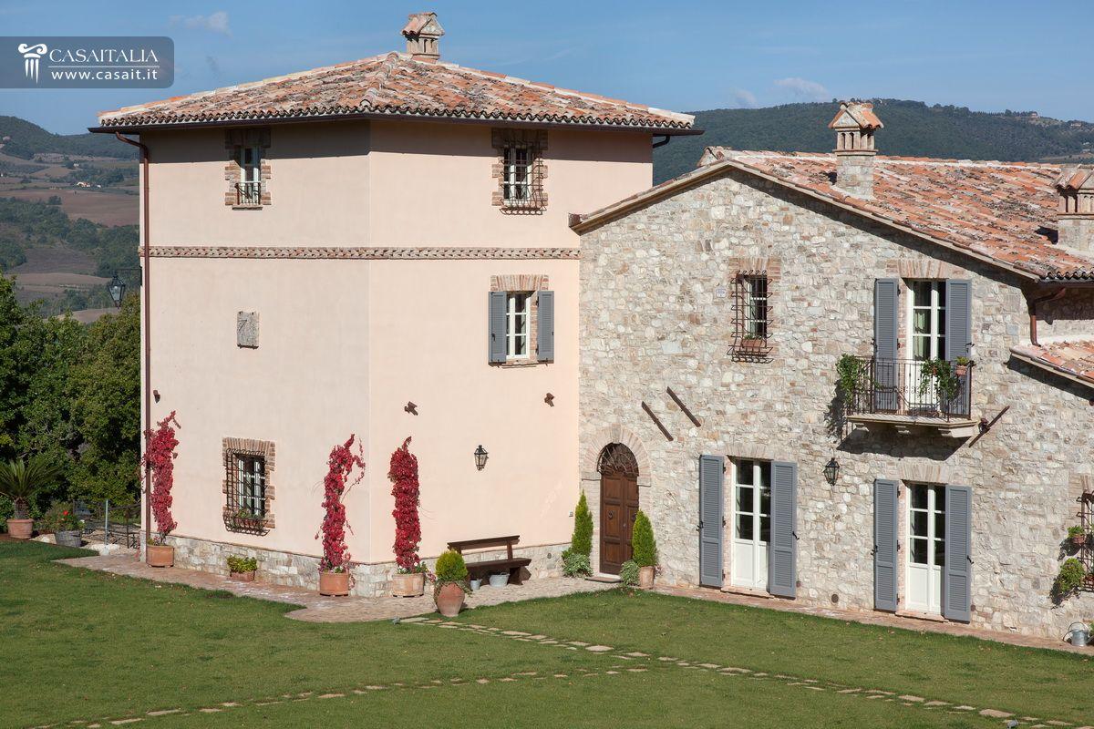 Torre Umbria Villa Casali