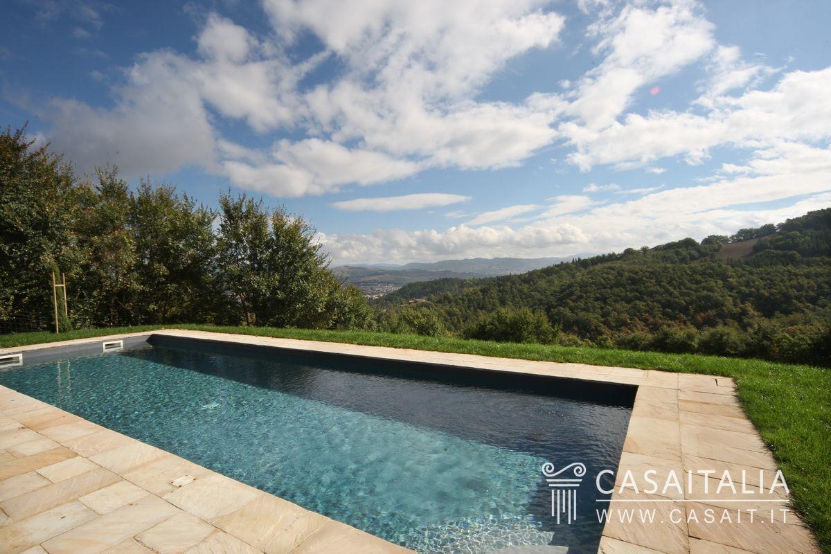 Casale con dependance e piscina in vendita a 3 km da - B b umbria con piscina ...