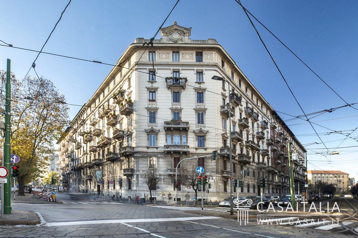 Appartamento in vendita nel centro di milano for Milano case in vendita centro