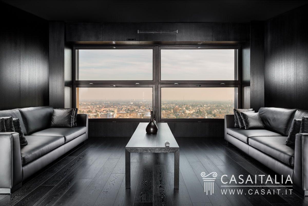 Attico di lusso in vendita a padova for Appartamenti di design milano