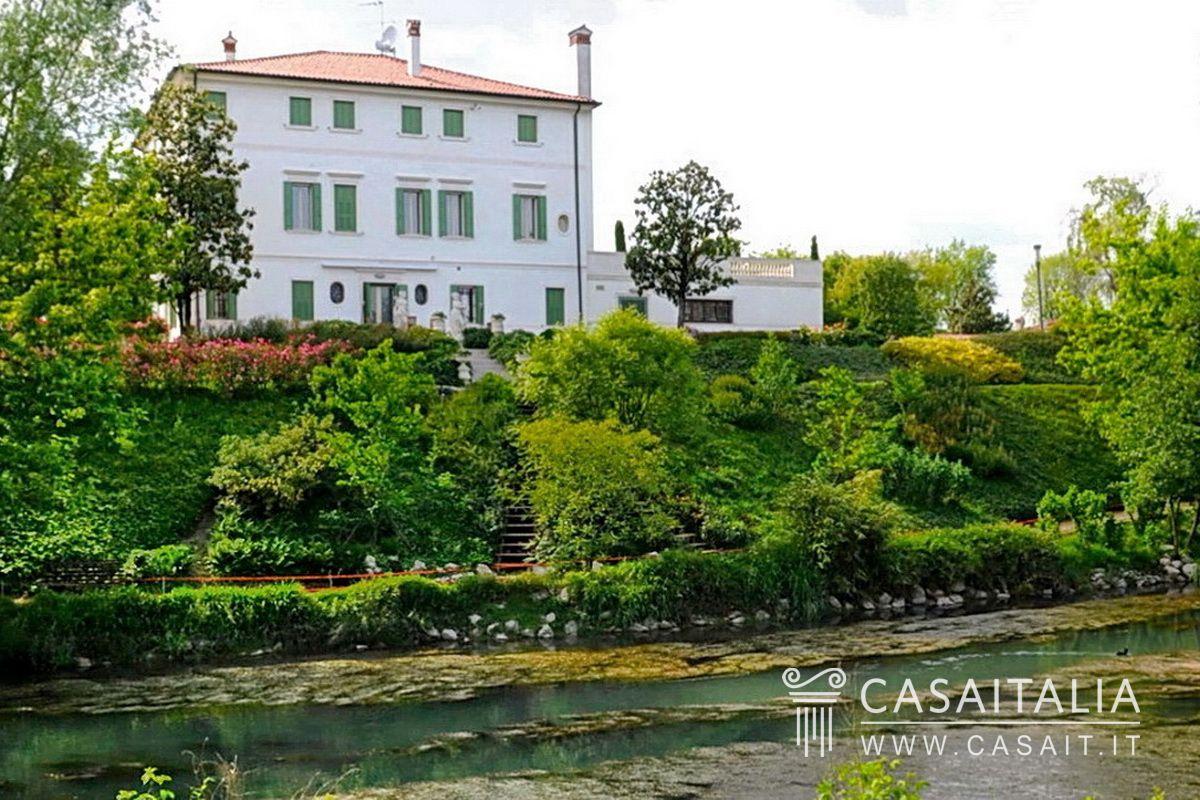 Ville In Vendita Treviso Centro
