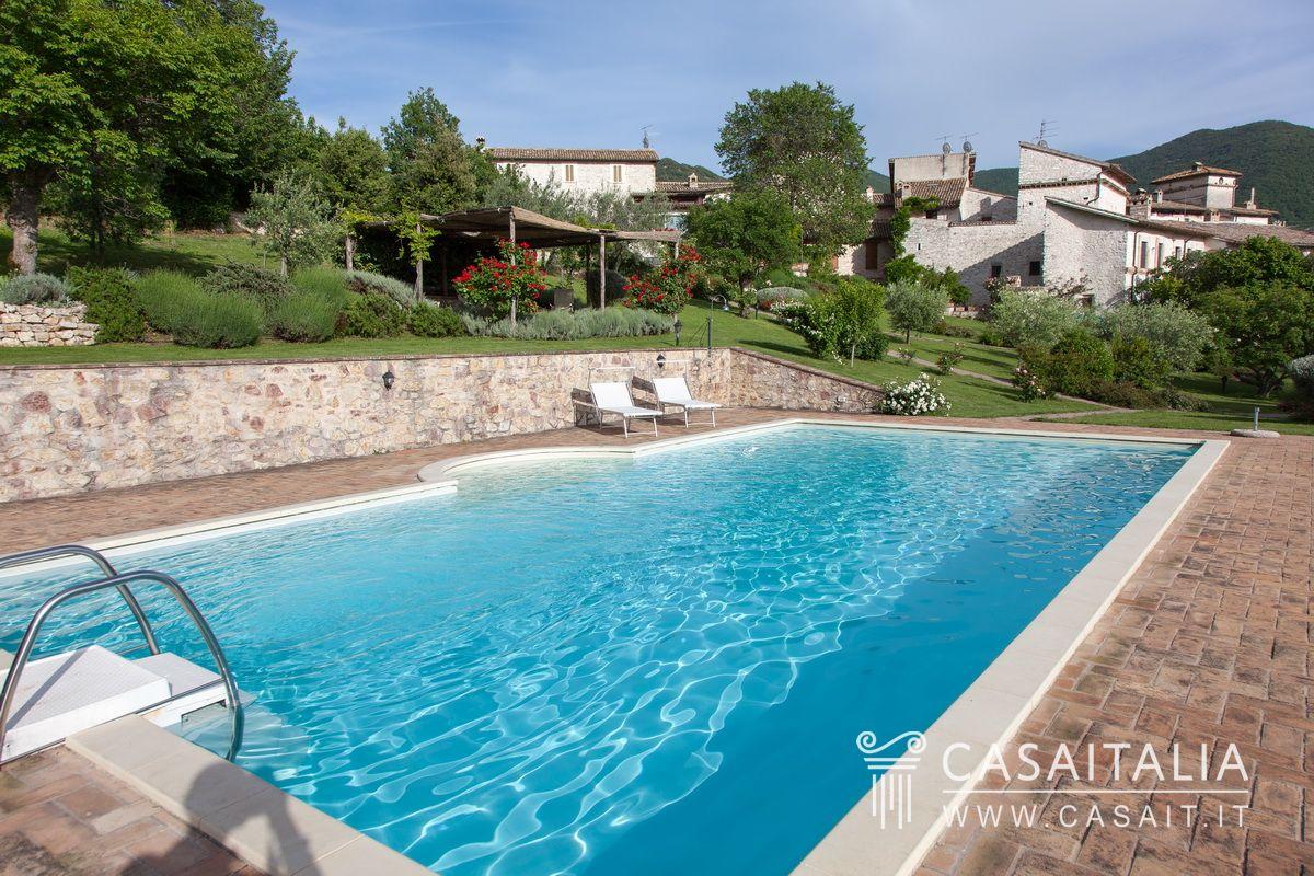 Residenza d 39 epoca con giardino e piscina - B b umbria con piscina ...