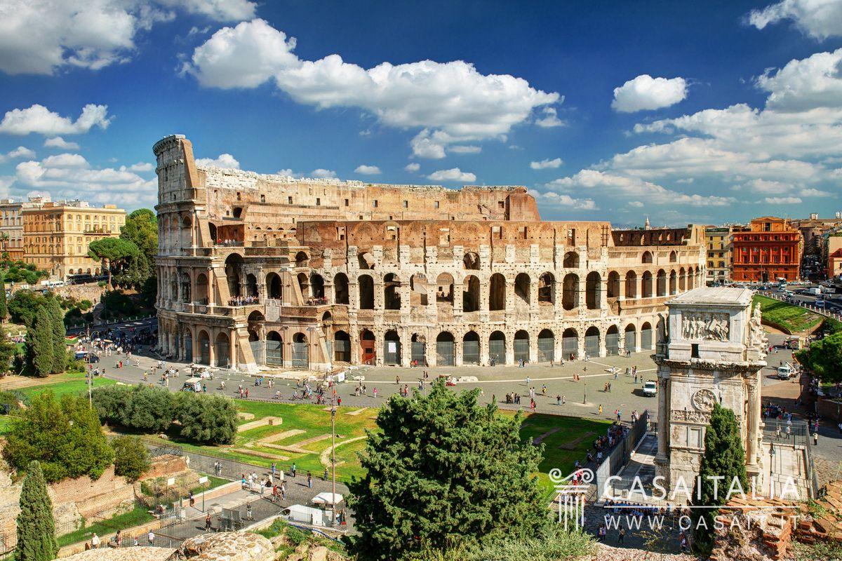 Hotel di lusso in vendita nel centro storico for Vendita appartamenti centro storico roma