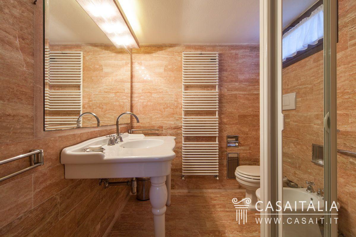 Villa sul mare in vendita all'Argentario