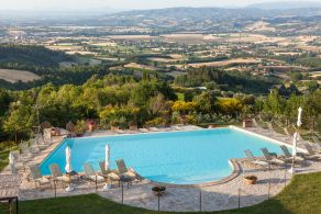 Luxury villa for sale in Umbria