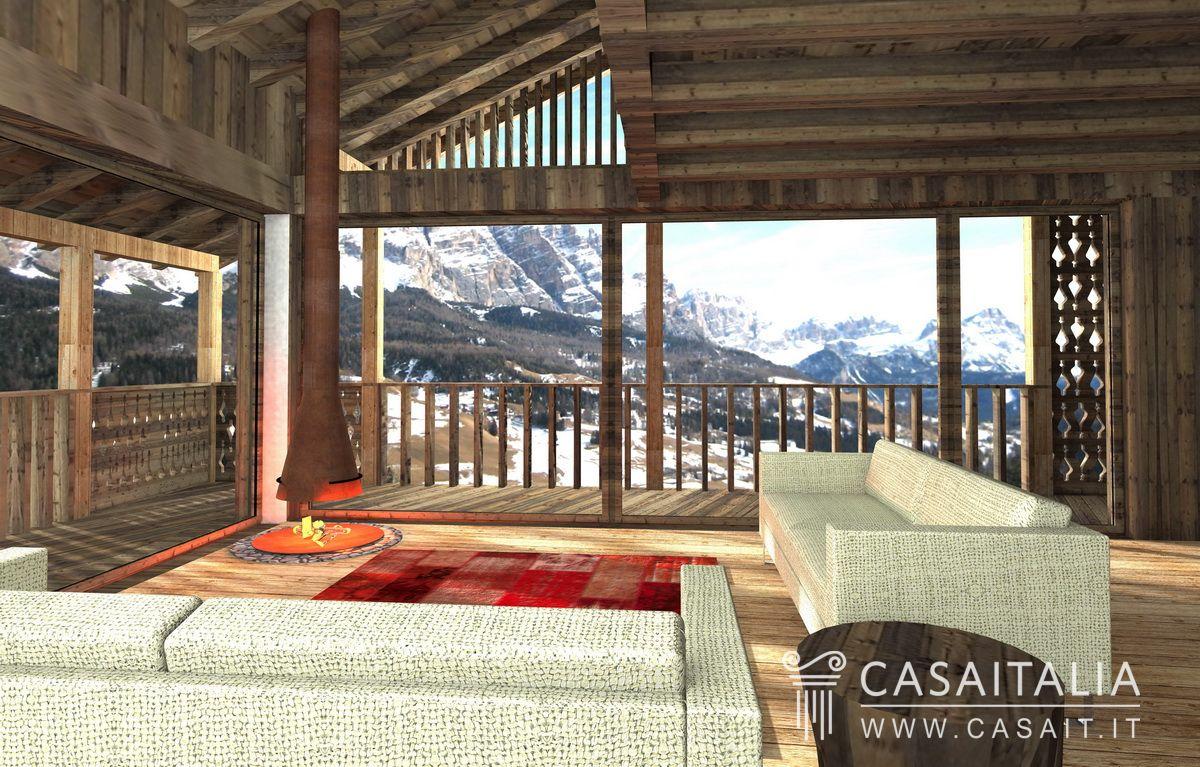 chalet-appartamenti-vendita-dolomiti-cortina-montagna