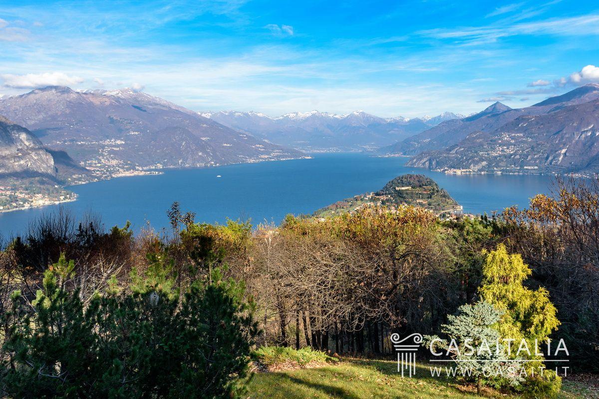Villa in vendita con vista sul lago di como for Lago in vendita
