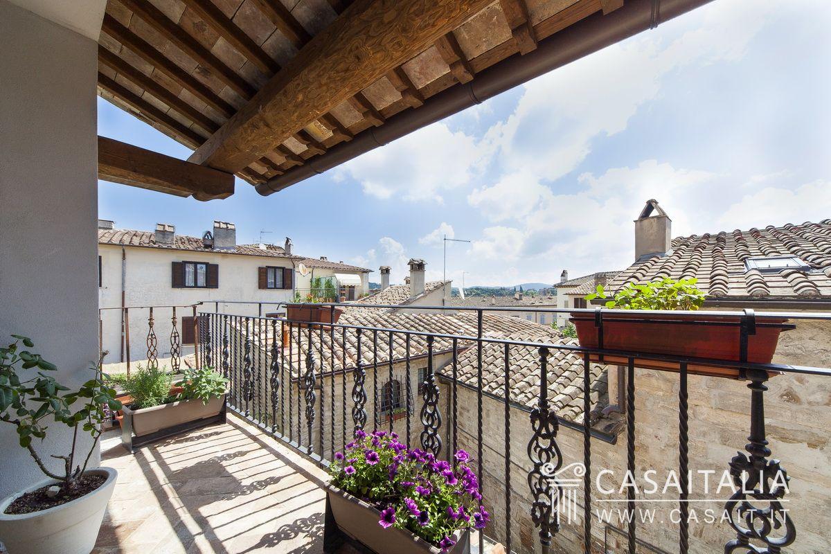 Case Con Terrazzo Roma appartamento in palazzo storico in vendita ad amelia, umbria