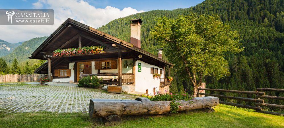 Chalet Appartamenti Vendita Dolomiti Cortina Montagna