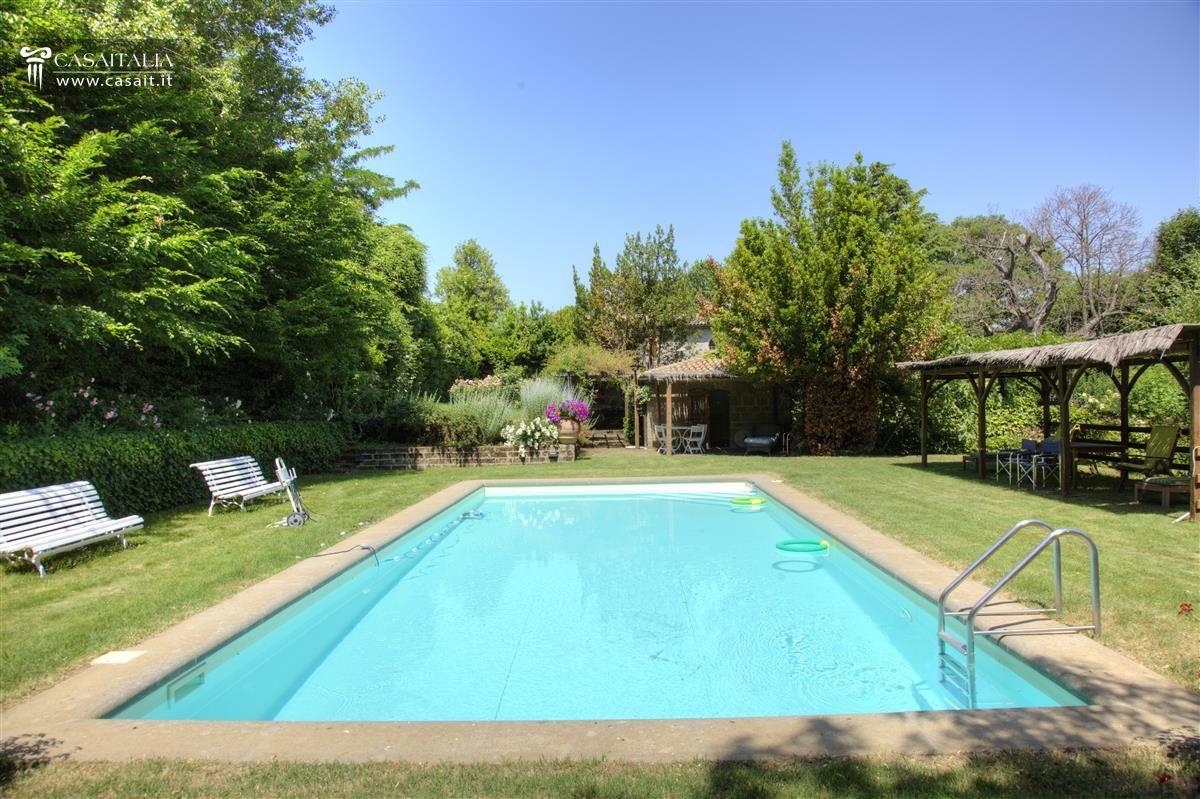 Casale vendita orvieto umbria - B b umbria con piscina ...