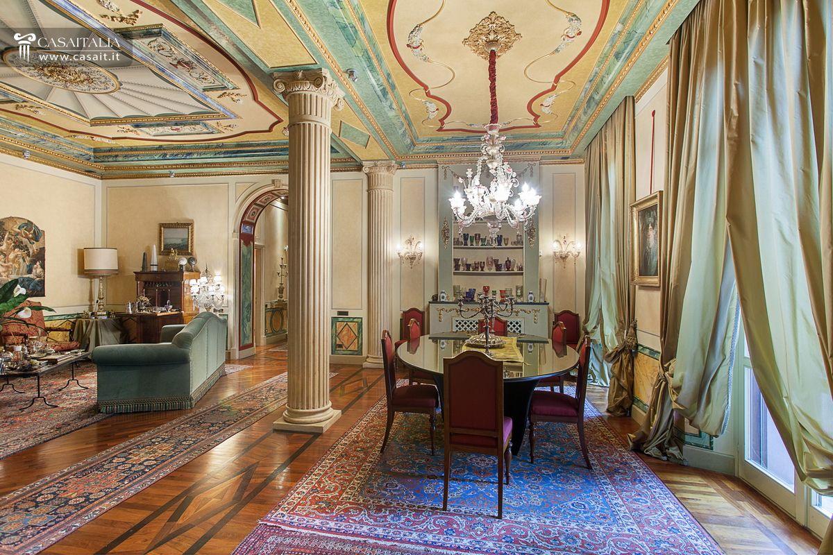 Appartamento di lusso in vendita a cremona for Planimetrie per case di 1800 piedi quadrati