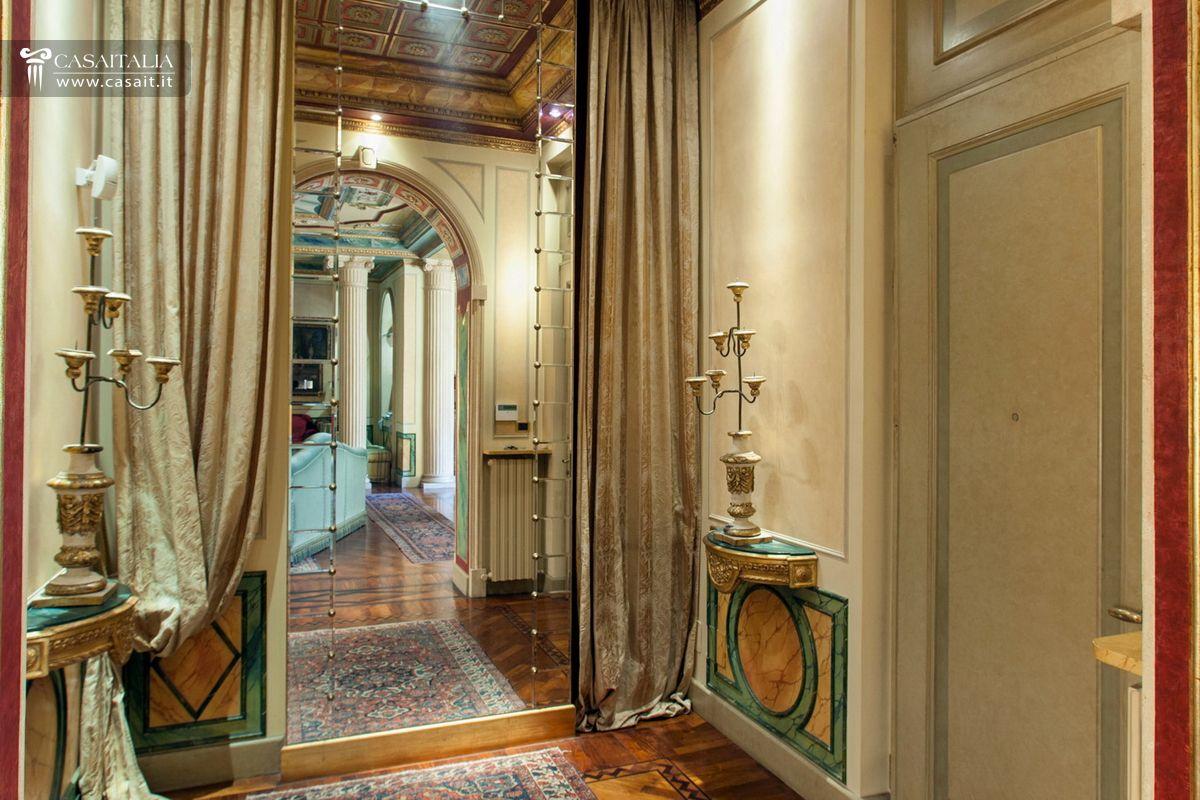 Appartamento di lusso in vendita a cremona for Piantine case di lusso