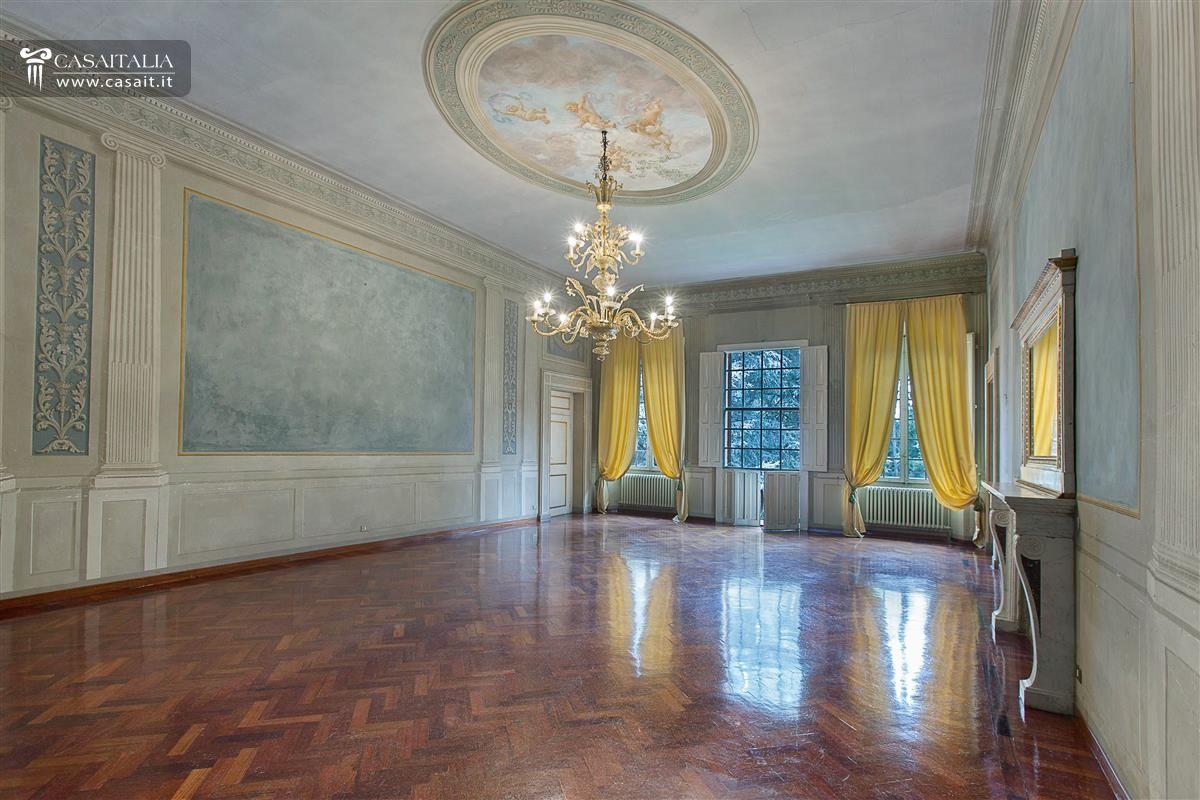 Villa d 39 epoca in vendita a bologna for Cianografie d epoca in vendita